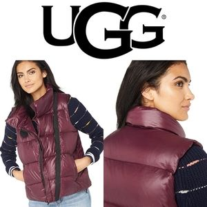 (NWT) UGG Amora Down Puffer Vest